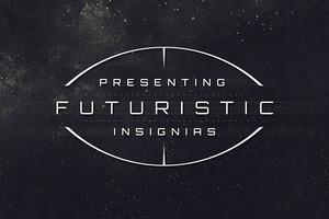 12 Sci-Fi Badges