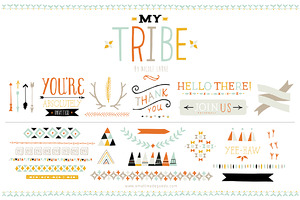 My Tribe (Vector)