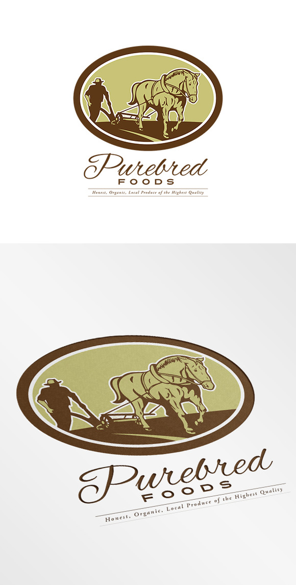 Purebred Foods Local Producers Logo