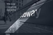 SUBWAY - Creative HTML5 Tem-Graphicriver中文最全的素材分享平台