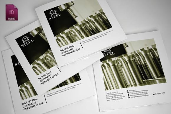 Industrial Brochure - Brochures - 1