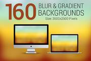 160 Blur & Gradient Backgro-Graphicriver中文最全的素材分享平台