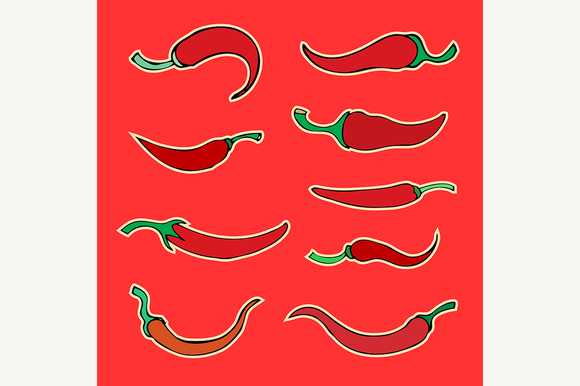 Peppers Set