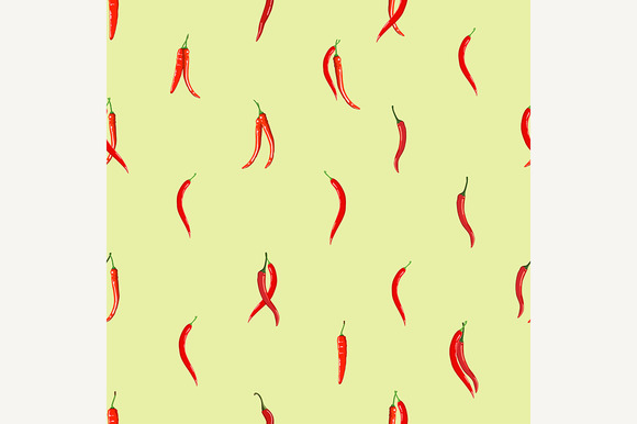 Peppers Pattern