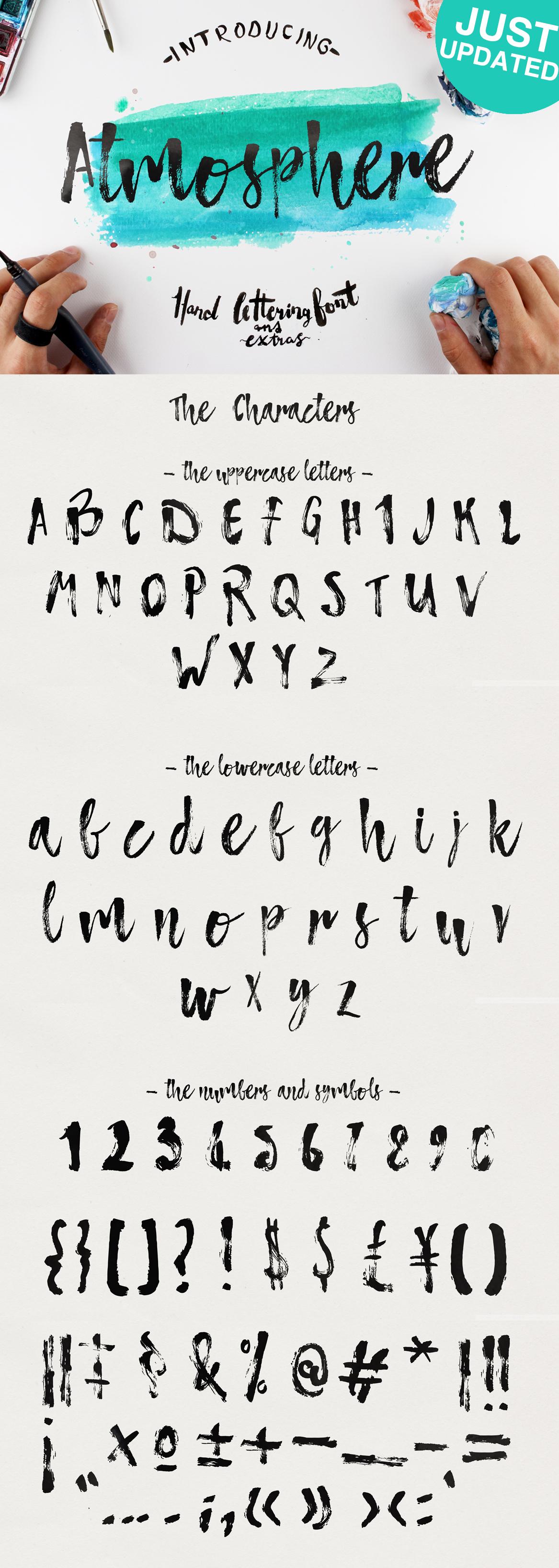 Typographer's Majestic Treasure