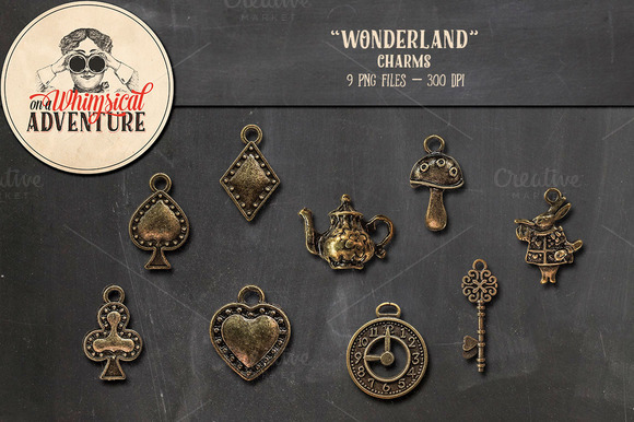 Charms Wonderland