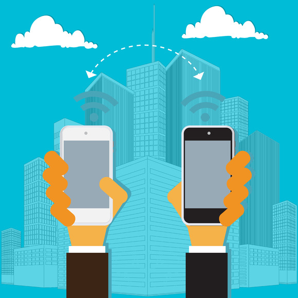 Mobile Information Exchange Vector
