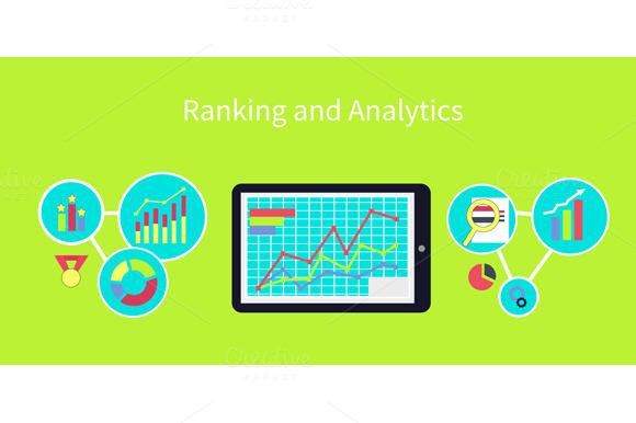 Ranking And Analytics Design Concept