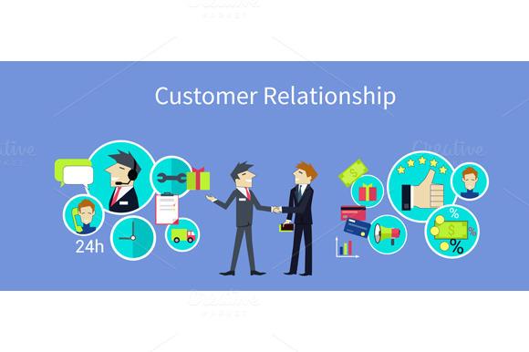 Customer Relationship Concept Design