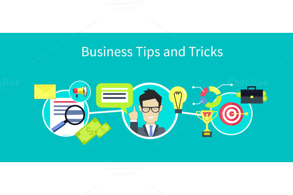 Business Tips And Tricks Design