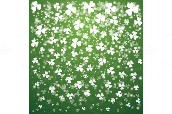 St. Patrick's Day Background  - Patterns
