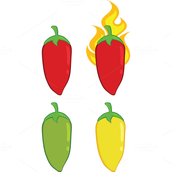 Chili Pepper Collection 2