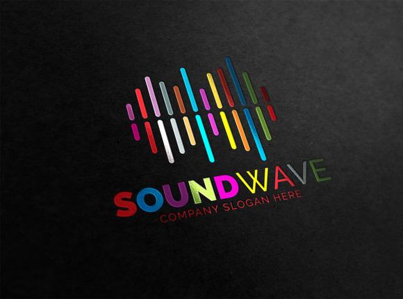 Sound Wave Logo
