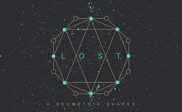 LOST. (6 Geometric Shapes) - Objects