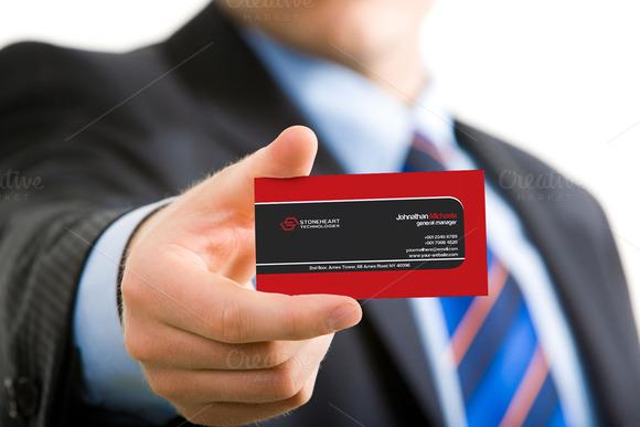 CM – Corporate Business Card 548159 - Heroturko Download
