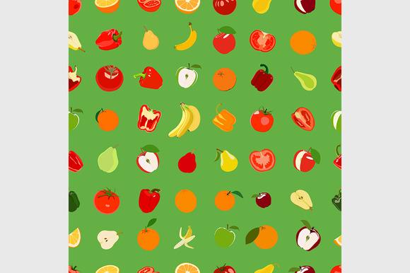 Fruits And Vegetation
