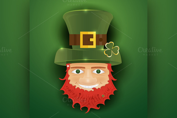 St. Patrick's Day design.  - Illustrations