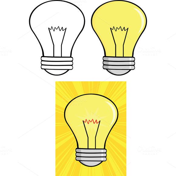 Light Bulbs Collection 2
