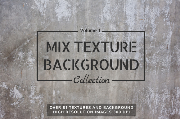 81 Mix Textures Background Vol.1 - Textures
