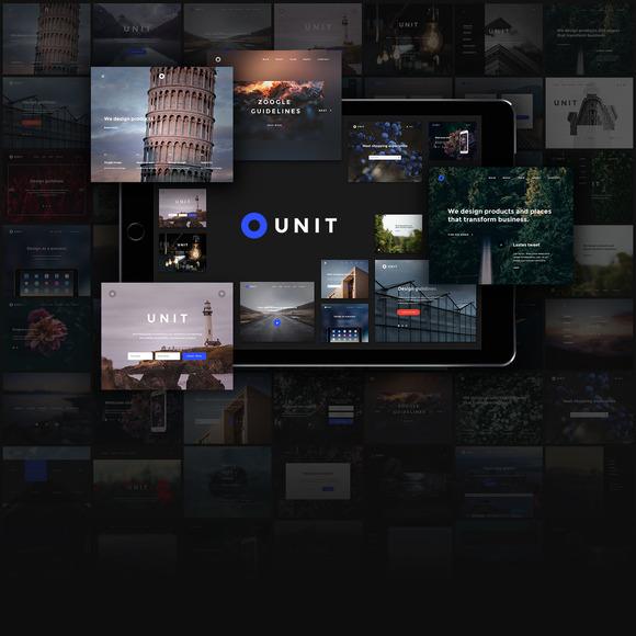 Unit Kit 170 Pages 600 Elements