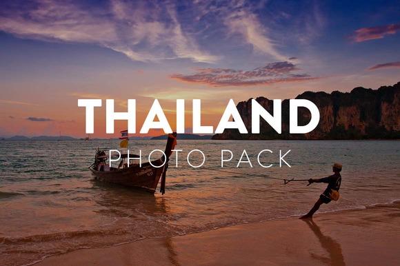 Thailand Photo Pack