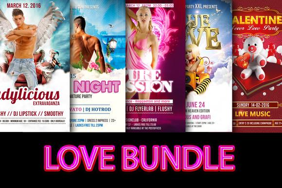 Love Bundle Part 2