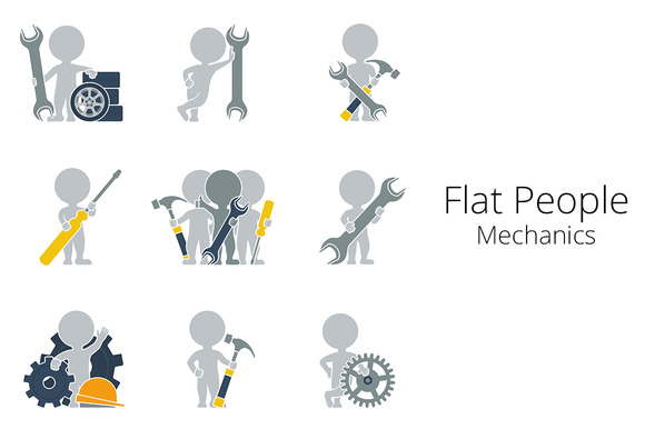 Flat People Mechanics