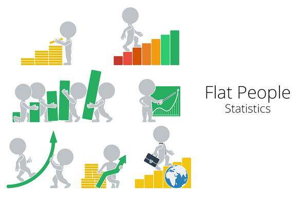 Flat People Statistics