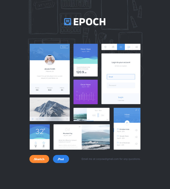 Epoch UI Kit