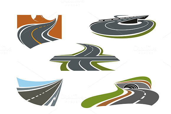 Crossroad Mountain Road Tunnels