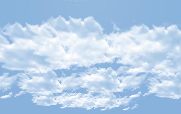Cloudy Blue Skyst