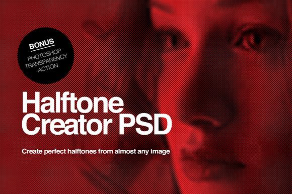 Perfect Halftone Creator