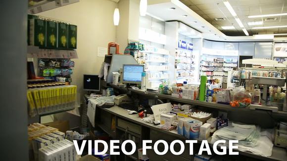 Drugstore Cosmetics And Healthcare