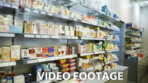 Drugstore Cosmetics And Healthcare