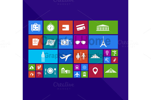 Transportation Application Icon