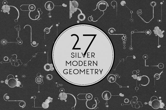 Silver Modern Geometry