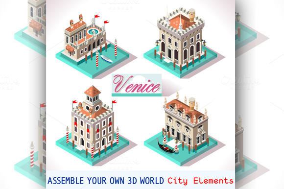 Venice Palace For Online Games