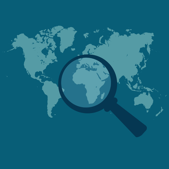 Search Magnify Vector