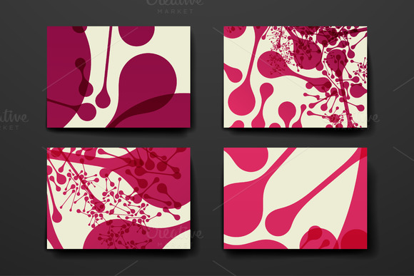 Abstract Templates And Backgrounds