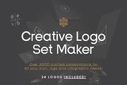 Infografica Creative Logo S-Graphicriver中文最全的素材分享平台