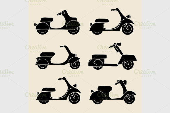 Scooter And Moped