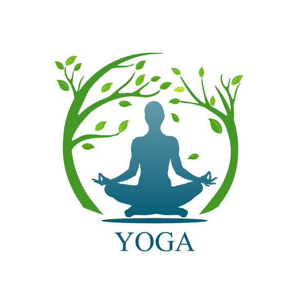 Yoga Poses Woman Pilates