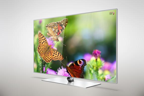 Samsung F7000 Smart Evolution MockUp