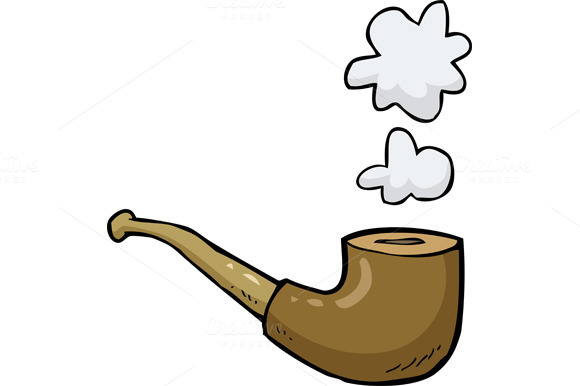 Pipe With Smoke