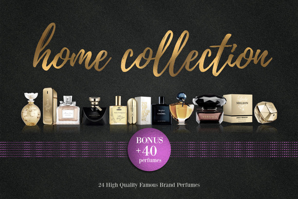 Famous Branded Perfumes 64 Edition