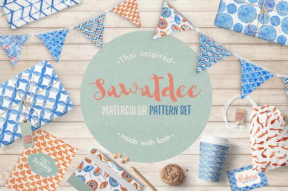 Sawatdee Pattern Set
