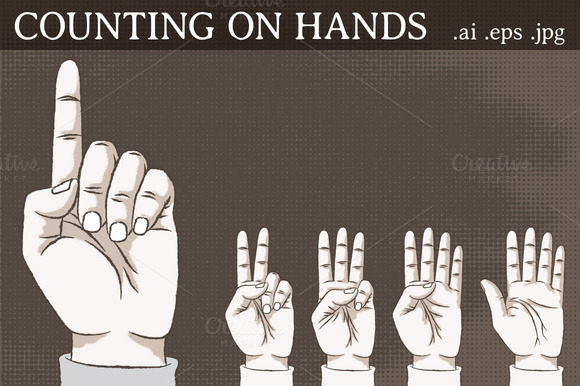 Counting On Hands