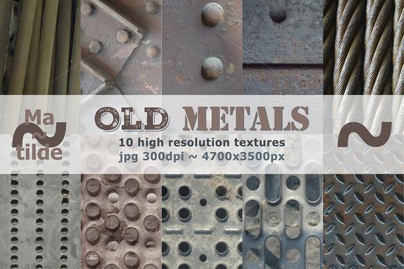 Old Metals