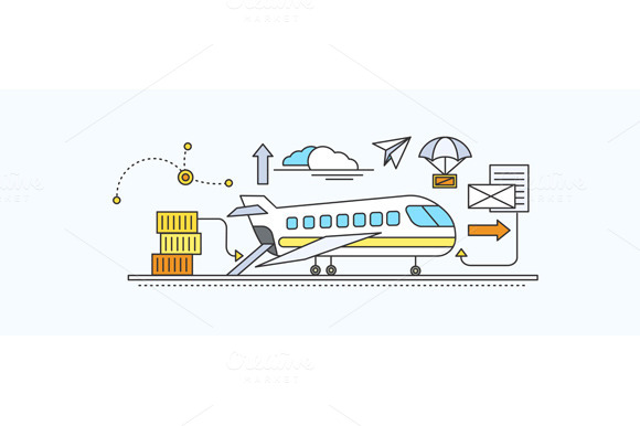 Freight Forwarding By Air