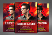 DJ Flyer Template PSD-Graphicriver中文最全的素材分享平台